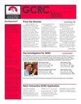 GCRC NEWS Volume 3, Issue 1 by Sarah Sanders