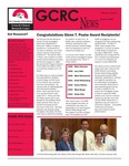 GCRC NEWS Volume 2, Issue 2 by Sarah Sanders