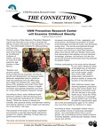 The Connection, Volume 5, Issue 01, Summer 2006 by Sally Davis, Linda Penaloza, Marla Pardilla, and Elverna Bennett