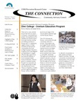 The Connection, Volume 1, Issue 01, September 2002 by Sally Davis, Sheri Lesansee, Andrew Rubey, and Elizabeth Van Mil