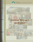 HSLIC Annual Report FY2010-11 by Health Sciences Library and Informatics Center