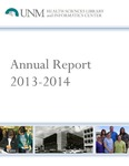 HSLIC Annual Report FY2013-14 by Health Sciences Library and Informatics Center