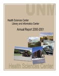 HSLIC Annual Report FY2000-01 by Health Sciences Library and Informatics Center