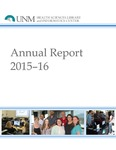 HSLIC Annual Report FY2015-16 by University of New Mexico Health Sciences Library and Informatics Center