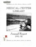 HSLIC Annual Report FY1991-92 by University of New Mexico Health Sciences Library and Informatics Center