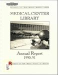 HSLIC Annual Report FY1990-91 by University of New Mexico Health Sciences Library and Informatics Center