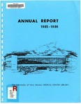 HSLIC Annual Report FY1985-86 by University of New Mexico Health Sciences Library and Informatics Center