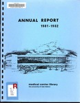 HSLIC Annual Report FY1981-82 by University of New Mexico Health Sciences Library and Informatics Center