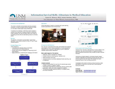 Posters and Presentations | Research and Scholarship | University ...