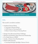 INLP Newsletter, February 2018 by Indigenous Nations Library Program