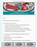 INLP Newsletter, February 2019 by Indigenous Nations Library Program