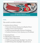 INLP Newsletter, March 2019 by Indigenous Nations Library Program