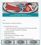 INLP Newsletter, November 2019 by Indigenous Nations Library Program