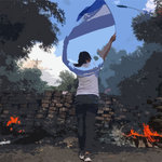 Nicaragua's Uprising: Perspectives from Nicaraguan Student-Activists by Lesther Alemán, Georgina Capetillo, and Jeancarlo López