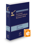 Everytrial Criminal Defense Resource Book by Barbara E. Bergman and Nancy Hollander