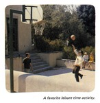 Caption: A favorite lesisure time activity. by University of New Mexico School of Law