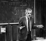 Male professor giving a lecture. by University of New Mexico School of Law