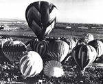 Hot Air Balloons by University of New Mexico School of Law