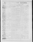 Lincoln County Leader, 02-23-1889 by Lincoln County Publishing Company