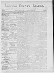Lincoln County Leader, 03-02-1889 by Lincoln County Publishing Company