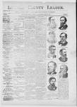 Lincoln County Leader, 03-09-1889 by Lincoln County Publishing Company