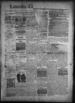 Lincoln County Leader, 04-23-1892 by Lincoln County Publishing Company