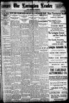 Lovington Leader, 08-13-1915 by Wesley McCallister