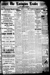 Lovington Leader, 09-03-1915 by Wesley McCallister