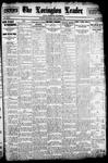 Lovington Leader, 10-01-1915 by Wesley McCallister