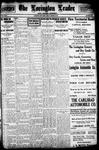 Lovington Leader, 10-29-1915 by Wesley McCallister