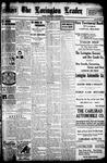 Lovington Leader, 11-12-1915 by Wesley McCallister
