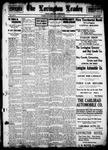 Lovington Leader, 01-07-1916 by Wesley McCallister