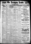 Lovington Leader, 02-04-1916 by Wesley McCallister