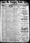 Lovington Leader, 02-25-1916 by Wesley McCallister