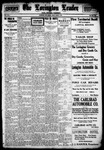 Lovington Leader, 03-03-1916 by Wesley McCallister