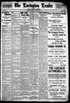 Lovington Leader, 03-24-1916 by Wesley McCallister