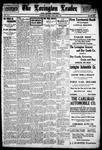 Lovington Leader, 04-07-1916 by Wesley McCallister