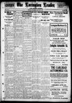 Lovington Leader, 05-19-1916 by Wesley McCallister