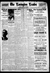 Lovington Leader, 06-23-1916 by Wesley McCallister