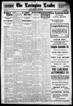 Lovington Leader, 07-14-1916 by Wesley McCallister