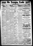 Lovington Leader, 08-04-1916 by Wesley McCallister
