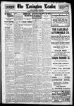 Lovington Leader, 08-25-1916 by Wesley McCallister