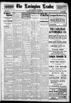 Lovington Leader, 09-01-1916 by Wesley McCallister