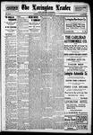 Lovington Leader, 09-08-1916 by Wesley McCallister