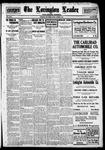 Lovington Leader, 10-06-1916 by Wesley McCallister