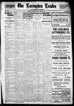 Lovington Leader, 10-13-1916 by Wesley McCallister