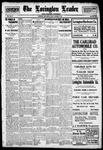 Lovington Leader, 10-20-1916 by Wesley McCallister