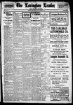 Lovington Leader, 10-27-1916 by Wesley McCallister