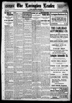 Lovington Leader, 11-03-1916 by Wesley McCallister