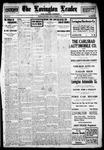 Lovington Leader, 11-10-1916 by Wesley McCallister